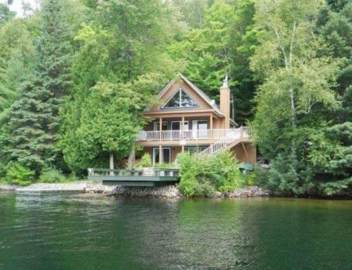 Шале: два в одном — идеальный вариант летнего отдыха и выгодные инвестиции