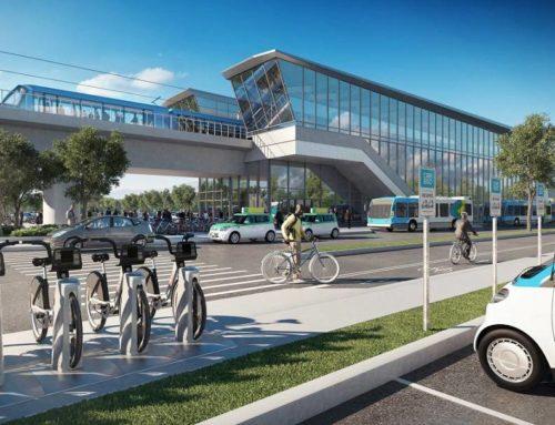Как легкорельсовый транспорт REM свяжет Монреаль и окрестности