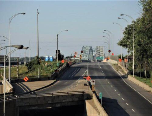 Новые сюрпризы моста Мерсье