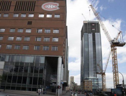 Как хоккейный бренд поднимает цены на кондо в центре Монреаля