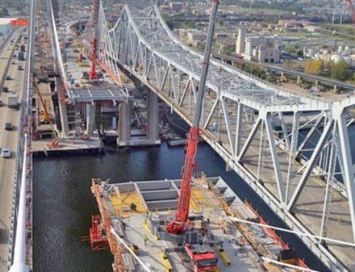 Новый мост Шамплейн введут в эксплуатацию к Рождеству
