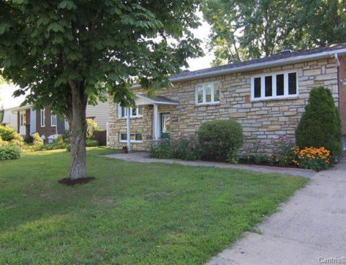 Дом в Saint-Bruno-de-Montarville $278 000