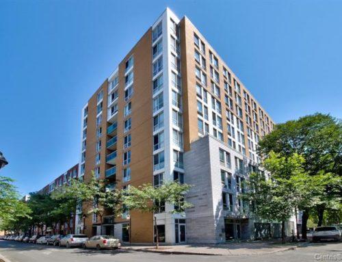 Аренда квартиры в Ville-Marie (Montréal) $1 250