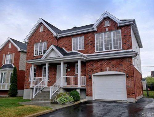 Дом в Laprairie $551 000